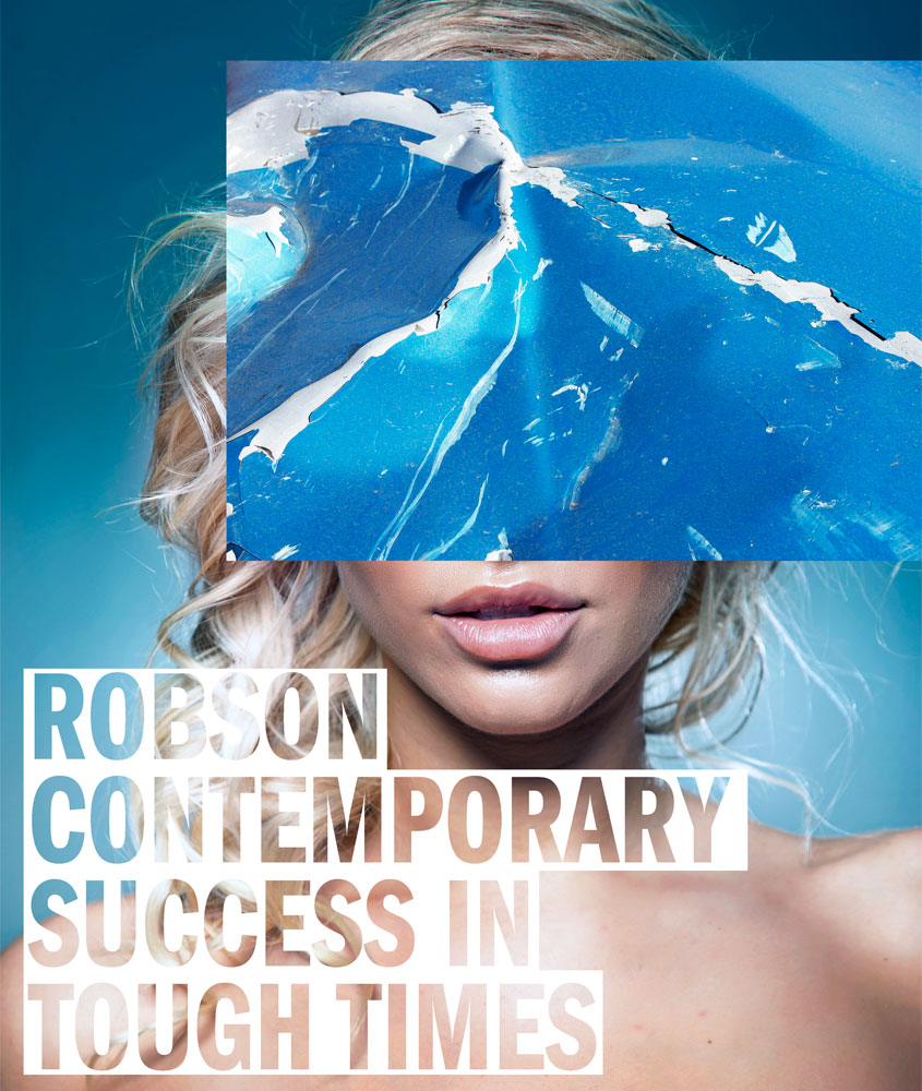 robson contemporary sucess in tough times, image